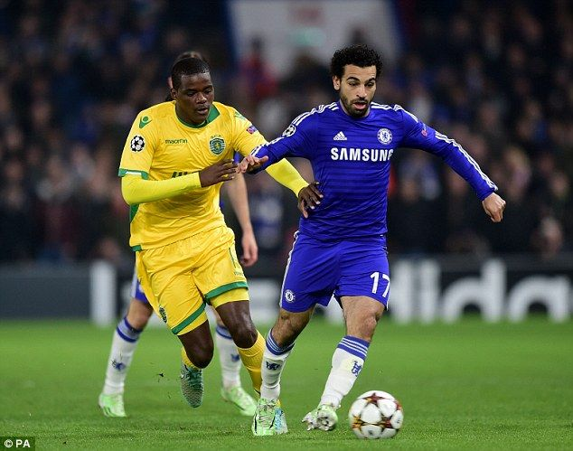 Chelsea misfit Mohamed Salah on verge of completing protracted loan move to Roma...