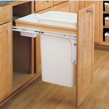 Page 7 - Pull-Out & Built-In Trash Cans - Cabinet Slide Out & Under Sink…                                                                                                                                                                                 More
