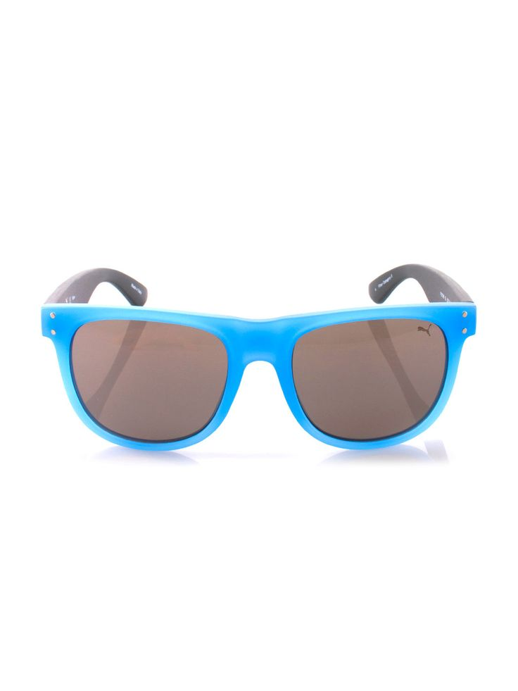 Lentes Puma Azul , Visítanos en www.clickonero.com.mx ... Un accesorio es el complemento perfecto para cualquier outfit #moda #fashion #mujer #noche #elegante #pulsera #accesorio #lentes #puma #azul #sol #lentesdesol