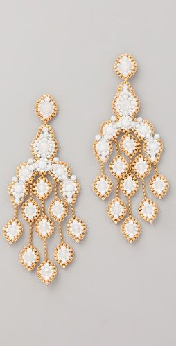 miguel ases earrings are absolutely gorgeous! so hard to find usually, so love that shopbop carries them now!