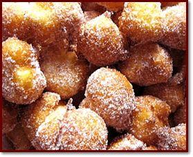 Ricette > Calabria > Dolci: Zeppole