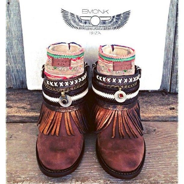 Boho Emonk Emonk IbizaYoshine IbizaYoshine BootsFashionShoes rxdBWCQoe