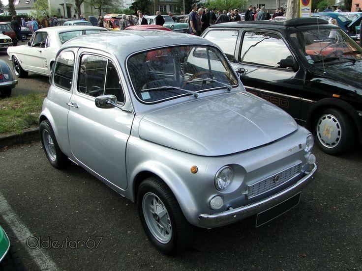 1968-1971 Fiat 500 Francis Lombardi
