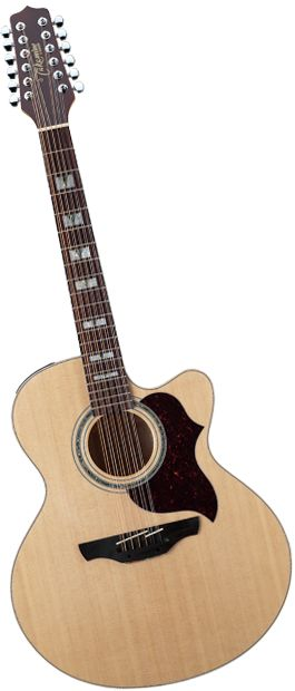 The latest addtion to my collection - Jumbo 12 String Acoustic G Series from Takamine Guitars