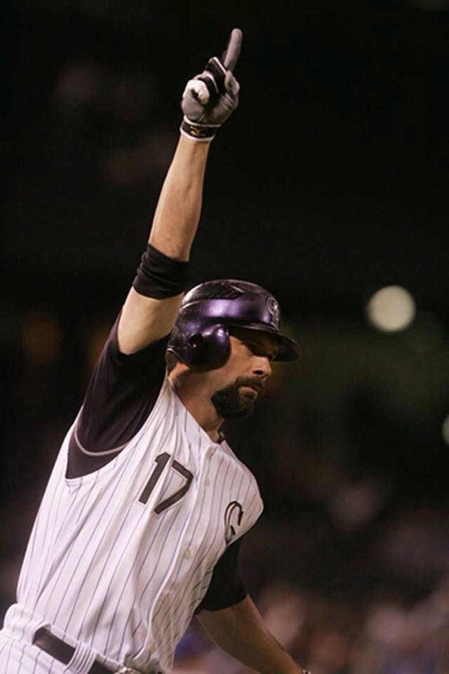 Quotes by todd helton like success for Todd helton