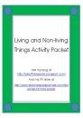 Living and Non-living things materials product from Tails-of-Third-Grade on TeachersNotebook.com