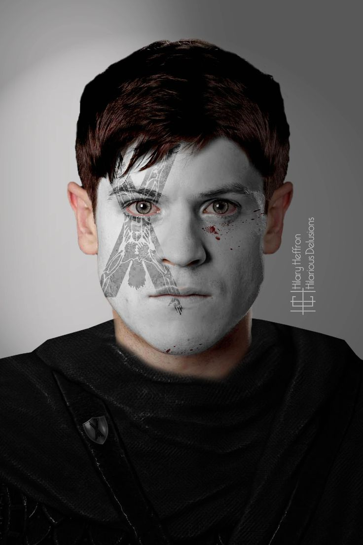 Ramsay [Snow] Bolton by: Hilary Heffron - Hilarious Delusions