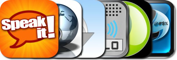 Text To Speech Apps For iPad: iPad/iPhone Apps AppGuide