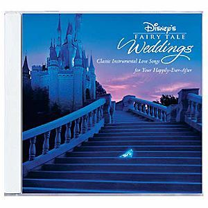 A new Disney Wedding CD is here!