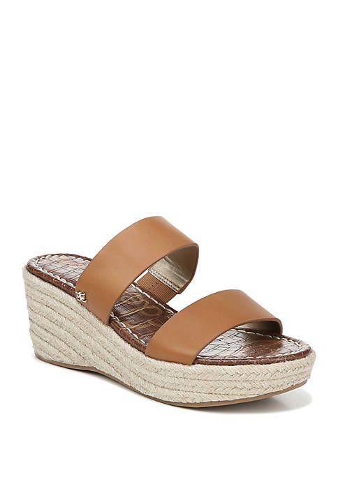 93bab07b5e8d Sam Edelman Rubie Espadrille Wedge Sandals in 2019