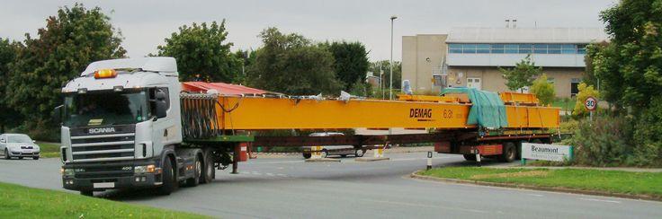 ORIENT transport agabaritic