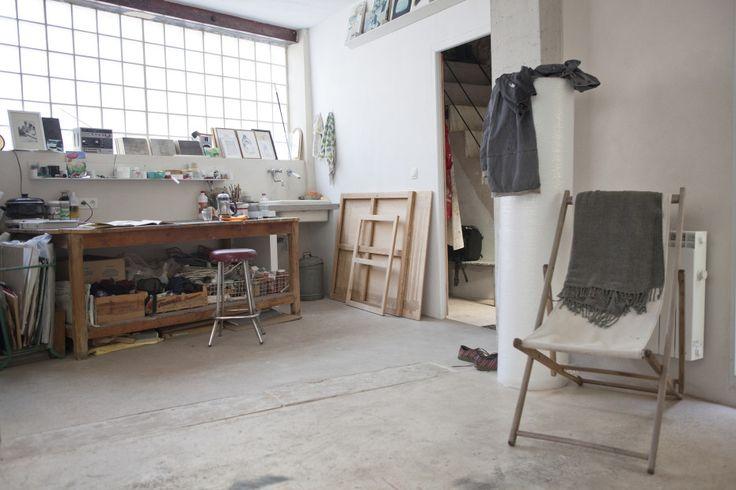 Freunde von Freunden — Armelle de Sainte Marie — Artist, Studio, Le Chapitre, Marseille