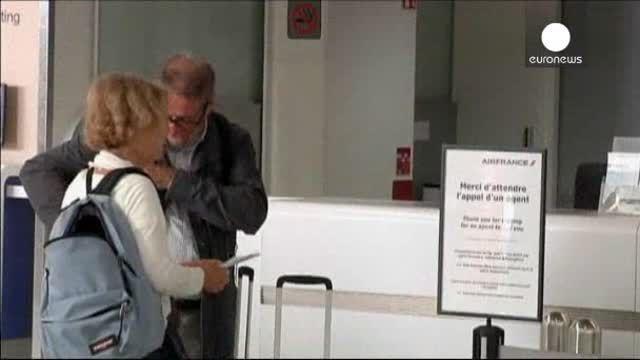 Los pilotos de Air France prolongan su huelga una semana más