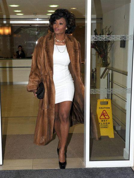 Toccara Jones Photo - Toccara Jones Leaves Her London Hotel