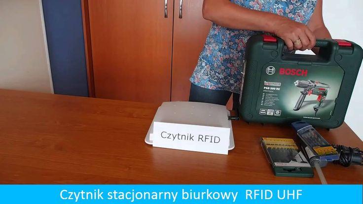 czytniki RFID praca i zastosowania- odczyt nawet do kilkudziesięciu pzredmiotów w ciągu chwili!