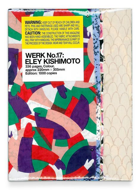 WERK MAGAZINE No.17 ELEY KISHIMOTO