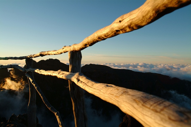 Pico do Areeiro. 2nd highest mountain of #Madeira. Above the clouds in the Atlantic ocean. More about Madeira http://www.portobay.com/DestinationNode.aspx?areaId=492