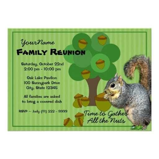 22 best Family Reunion Invitations images on Pinterest Family