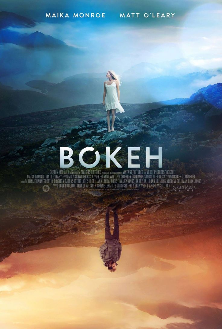 Poster design landscape - Return To The Main Poster Page For Bokeh