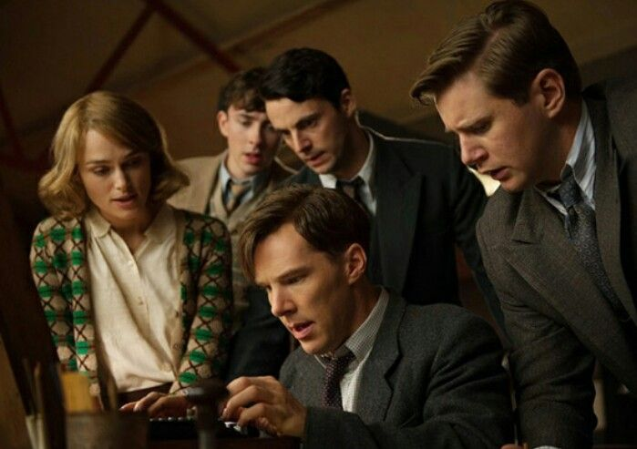 "Behind every code is an enigma - ""The imitation game"""