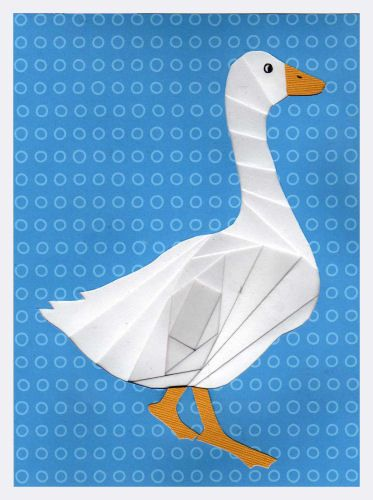 duck (free pattern on Circle of Crafters)
