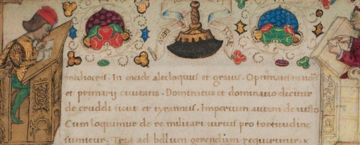 """Codice Sforza, la """"graphic novel"""" d'antan che racconta il giovane Ludovico il Moro"""