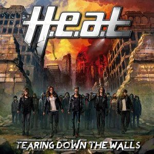 H.E.A.T - Tearing Down The Walls (2014)  Melodic Hard Rock band from Sweden  #heat #hardrock #melodichardrock