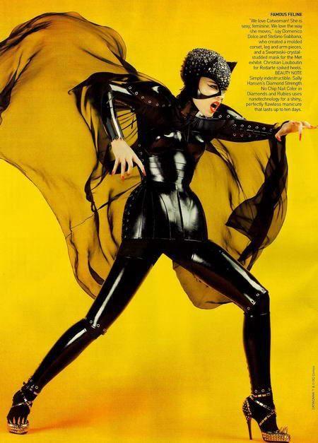 American Vogue - Daring Do