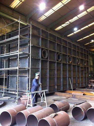 Horno Ayala 2 steel oven