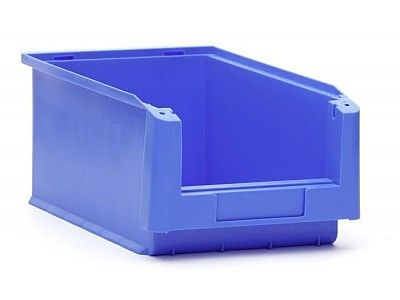 Medium Open Fronted Parts - Component Storage Plastic Order Picking Bin