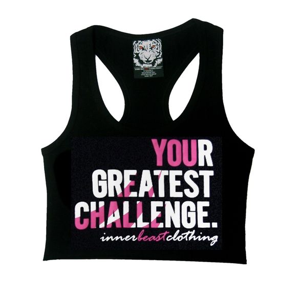 Your Greatest Challenge Crop