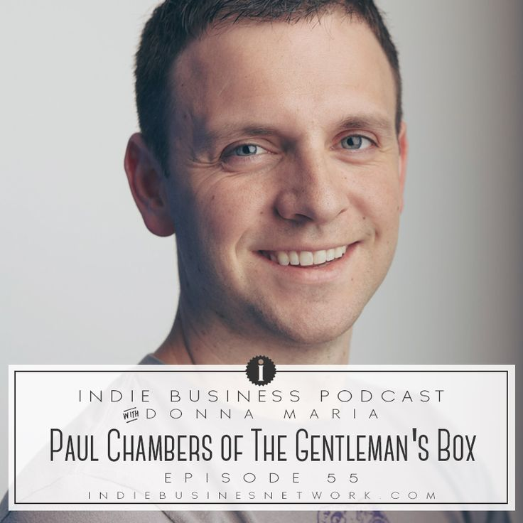 Welcome to Episode 55 of the Indie Business Podcast! In this episode, I'll introduce you to Paul Chambers of The Gentleman's Box and The Subscription Summit. A few years back, through his web design company, Paul was asked to design a website for a subscription box company. Seeing more than just a website design gig, …