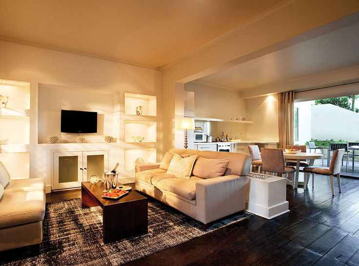 Two Bedroom Living Space#MoreQuarters #LuxuryAccommodationCapeTown