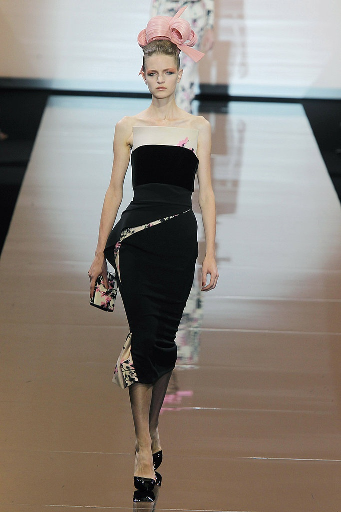 Giorgio Armani Prive Fall 2011 Couture Photo 1