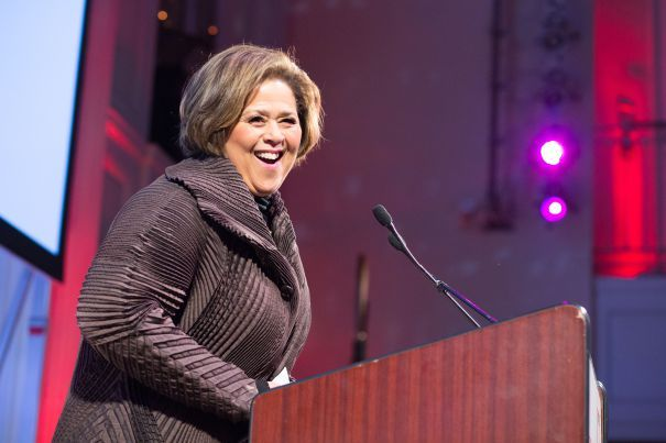 Anna Deavere Smith Wins George Polk Award For Career Achievement