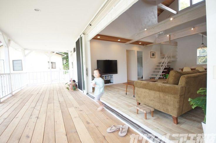 SURFER'S HOUSE in 下田 | カリフォルニア工務店