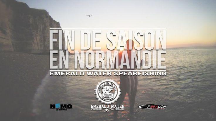 Chasse sous-marine 2015 Bar en Normandie