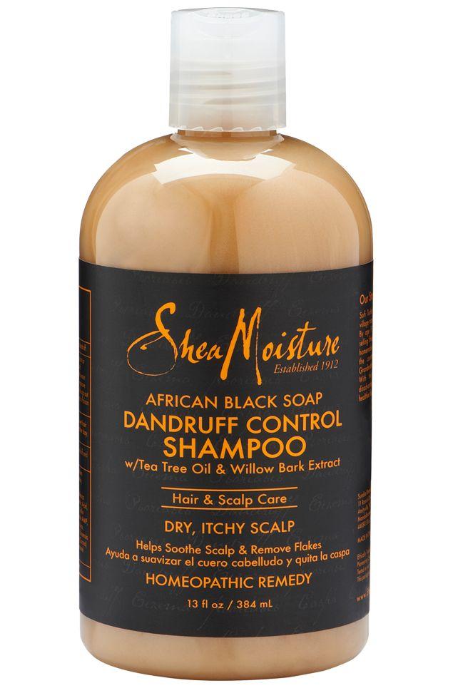 African Black Soap Dandruff Control Shampoo -