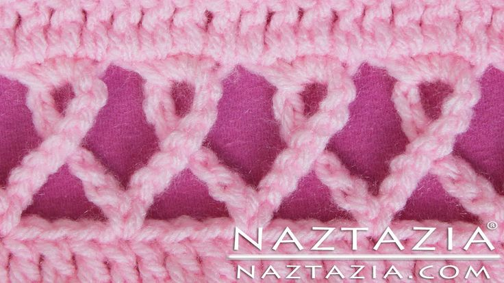 DIY Crochet Pink Awareness Ribbon Scarf Prayer Shawl Wrap Blanket for Breast Cancer and Other Cancers and Causes