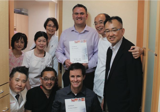Carl Fenwick shares an overview of the Abe Suction Denture/BPS training conducted in Tokyo. Read the Feb 2015 issue here http://www.ivoclarvivadent.co.uk/en-uk/focus