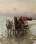 Wierusz-Kowalski Alfred - malarz, Polska, baza artystów Agra-Art