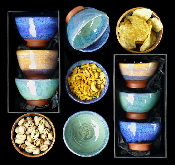The Nibbles Bowl Set (set of 3)