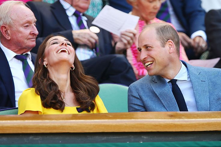 When royals take Wimbledon – best photos of the fashion, the cheering and the surprise moments