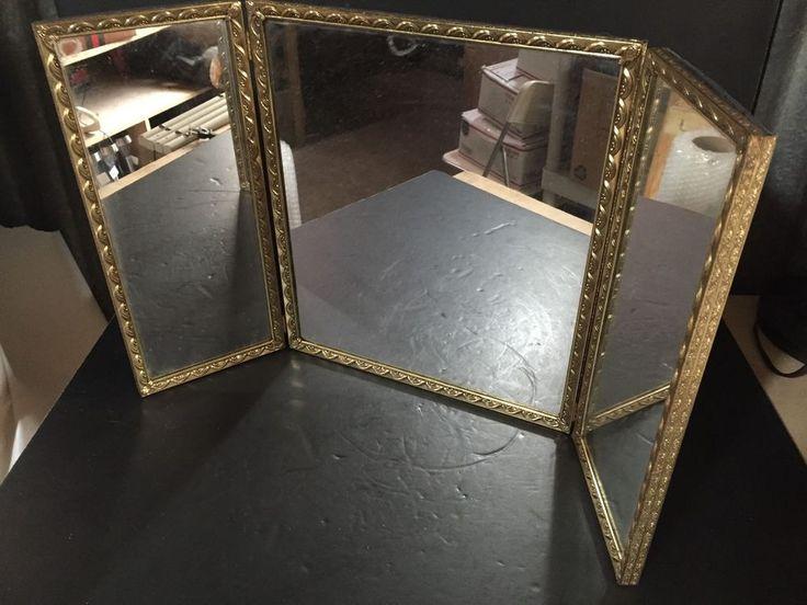 Gold Metal Wall Mirror: Best 25+ Gold Framed Mirror Ideas On Pinterest