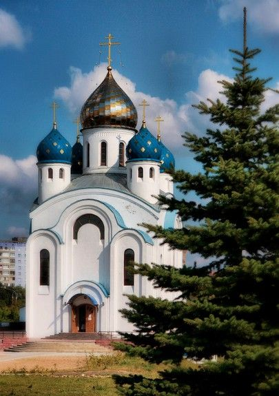 Church of the Resurrection, Minsk, Belarus