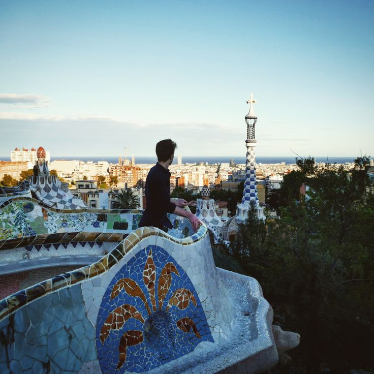 Barcelona and its endless beauty. Read about my experiences on my travel blog!