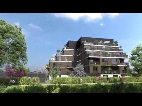 Programme immobilier neuf Affinity à Cesson-Sévigné - Groupe Launay