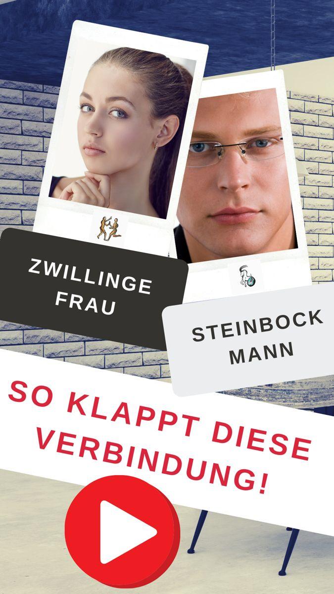 Steinbock-Mann & Zwillinge-Frau Liebe und Partnerschaft in