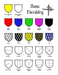 1000 images about coat of arms heraldic symbols on pinterest for the coloring pages and. Black Bedroom Furniture Sets. Home Design Ideas