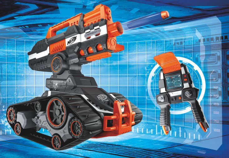 NERF Remote Control Drone Blaster For Kids Toy Strike Elite Terra Scout 16 Bolts #NerfHasbro